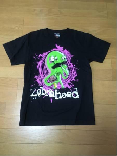 【バンドT】zebrahead ゼブラヘッド