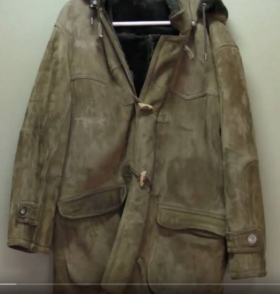 MADE IN ITALY SHEARLING 52 (XL) +video_画像1