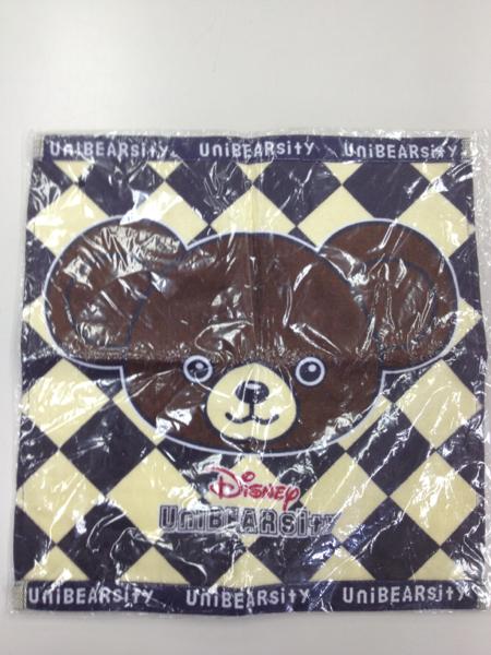 【新品!・未開封!】 ★ UniBEARsity Disney ★ ゲストタオル セット