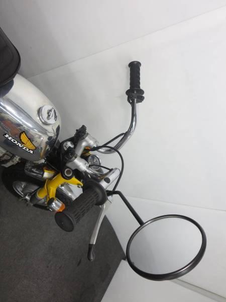 「激安 4Lモンキーアルミタンク 室内展示車 Z50J 広島 交換可 下取り 買取 ローン店頭にて事前審査要 何でも相談ください 福川商会」の画像3