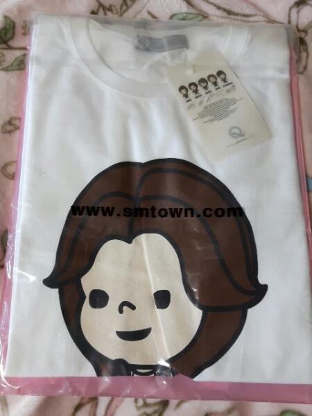 JYJ 東方神起 2ndアジアツアーSM公式 ユチョン長袖Tシャツ レア ライブグッズの画像