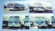 国鉄バスの写真、、、、、、、、、、、、、、、、中国地方自動車局岡山自動車営業所のバスの写真、全9枚