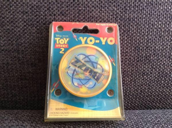 トイストーリー TOYSTORY バズ ヨーヨー 3D ハワイ ディズニーグッズの画像