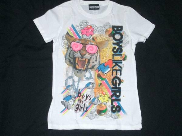 ボーイズ・ライク・ガールス BOYS LIKE GIRLS Tシャツ バンドT 女性 S ロックT