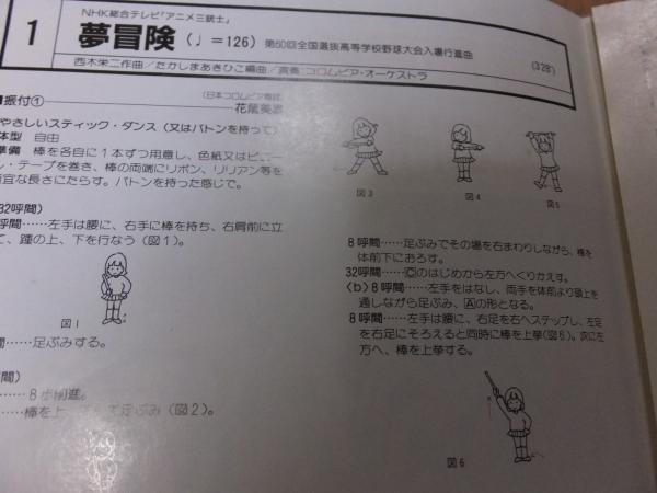 行進曲/夢冒険/アニメ三銃士/SHOW ME/男女7人秋物語/EP/EH-1072_画像2