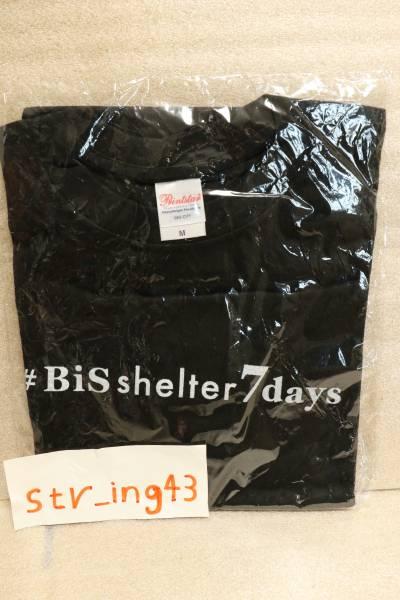 新品 BiS 新生アイドル研究会 シェルター7days Tシャツ Mサイズ