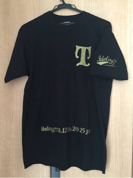 アイドリング inお台場合衆国 2010 トッピング Tシャツ サイズM