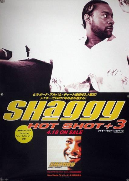 SHAGGY シャギー B2ポスター (1N05002)