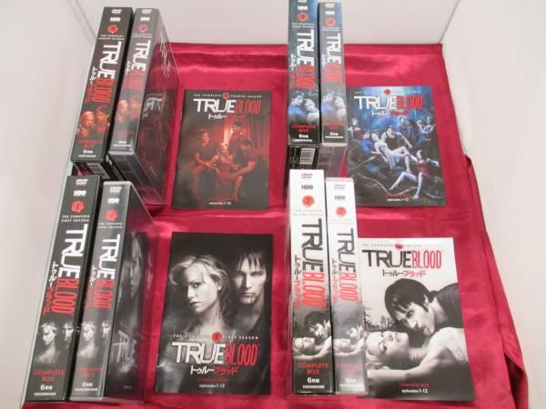 【DVD】TRUE BLOOD COMPLETE BOX SESON1~4セット_画像2