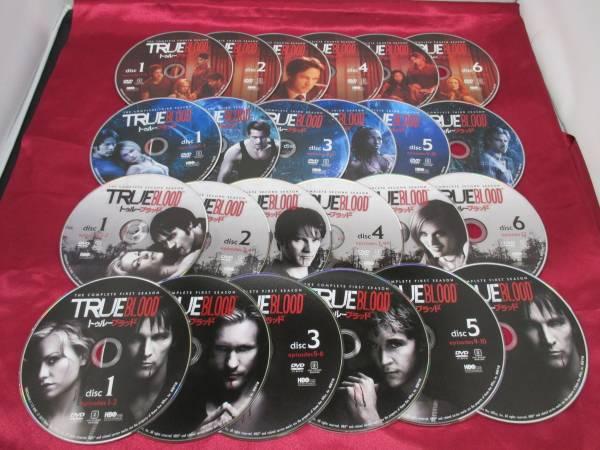 【DVD】TRUE BLOOD COMPLETE BOX SESON1~4セット_画像3
