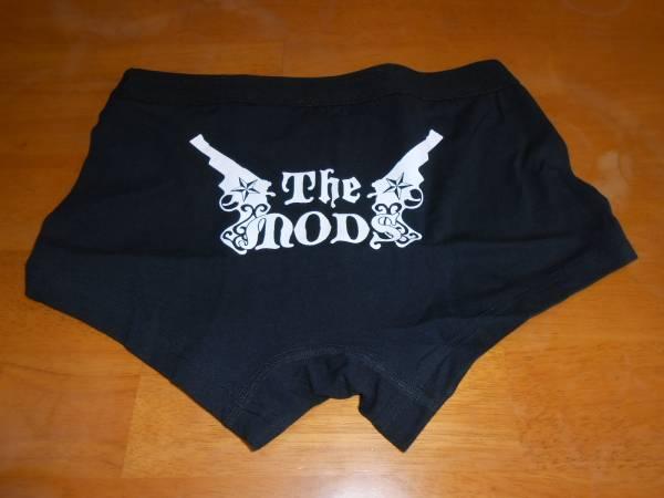THE MODS/ザ・モッズ/ボクサーパンツ/新品/森山達也/Mサイズ