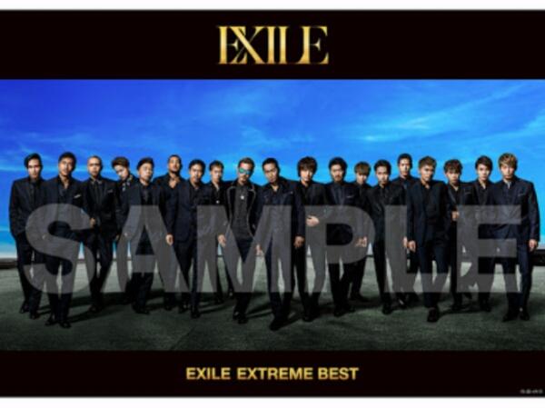 EXILEポスター