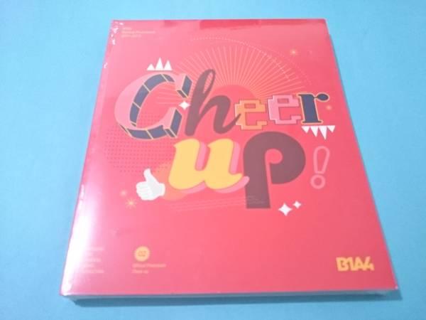 B1A4 【写真集 Cheer up 】 未開封品 韓国公式 フォトブック