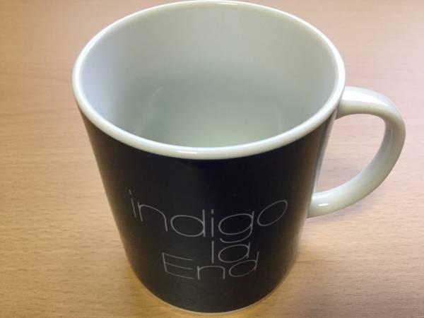 indigo la End 非売品 特典 マグカップ グッズ ゲスの極み乙女