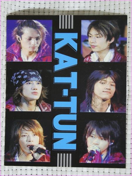 希少!6人時代 KAT-TUN TRADING COLLECTION CARD k