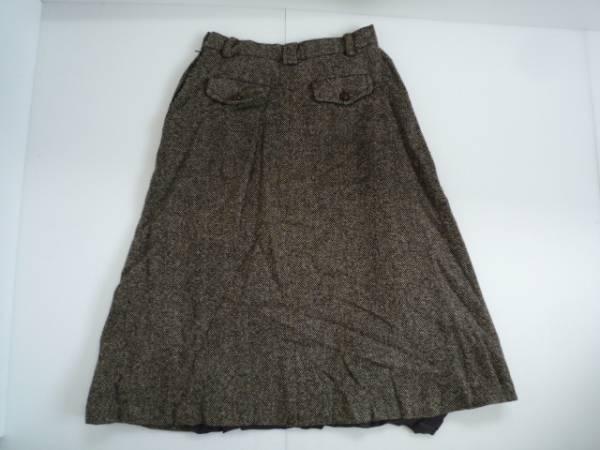 【お買い得!】 ● CHILD WOMAN ● フレアスカート 7分丈 茶色系_画像2