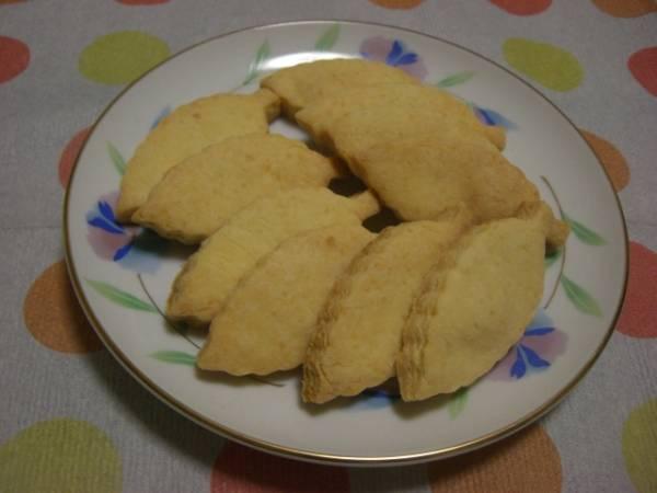 【K'S】甘くない~パルメザンチーズクッキー♪_画像1