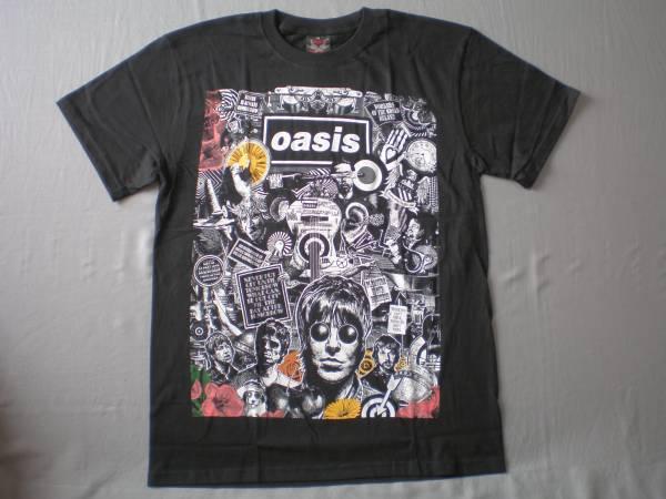 バンドTシャツ オアシス(Oasis) 新品 L