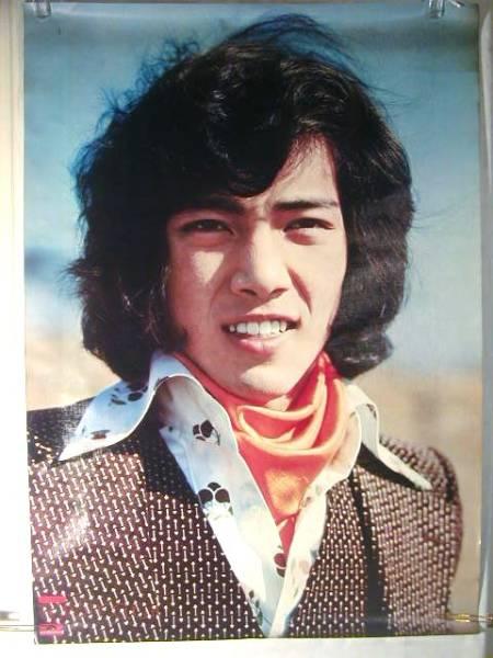PR ポスター 野口五郎  (J-POP 歌うギタリスト 俳優)
