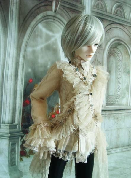 AF0748【独舞天堂】SD17用貴族風洋服2点セット