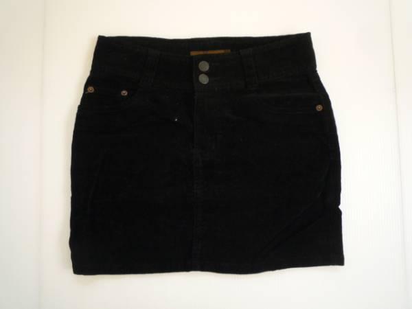 【良品!!】●アッパーフリーク/UPPER FREAK● 台形スカート 黒 S