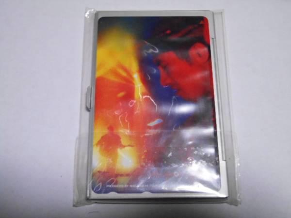★激レア★ 長渕剛 ライブ98 SAMURAI カードケース付テレカ 極真 ライブグッズの画像