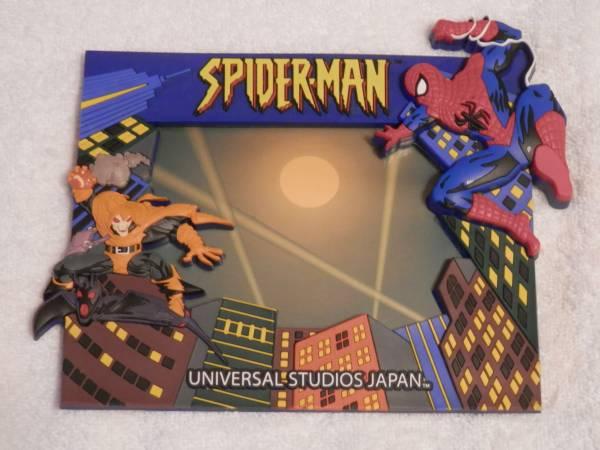 《Spider-Man》スパイダーマンフォトスタンド グッズの画像