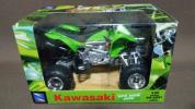 NewRay/ニューレイ製[1:12 Kawasaki KFX 450R 2009 ATV]