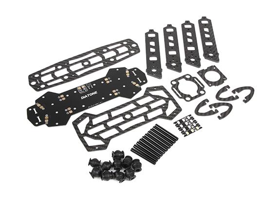 AquaPC★Blade 250 Class Racing Multirotor Frame kit★