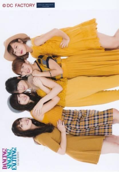 集合 1/2 発売生写真 ℃-ute 2016ハロプロ冬 L版