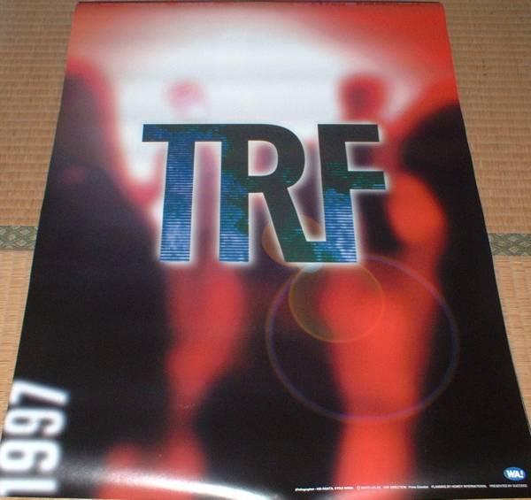 TRF カレンダー 1997年版