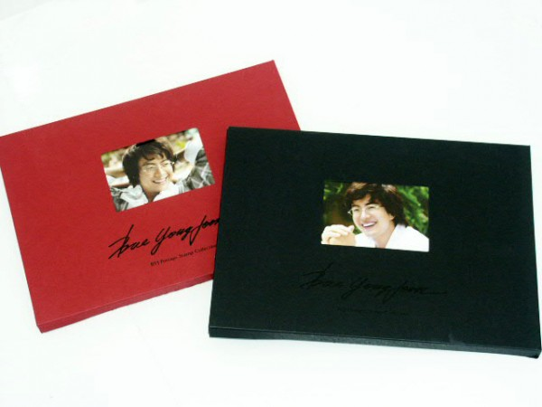 BYJ Postage Stamp Collection ペ ヨンジュン 切手+封筒