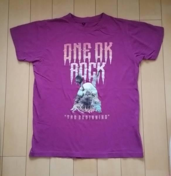 ONE OK ROCK◆TheBeginningTour◆Tシャツ◆ワンオク◆2012