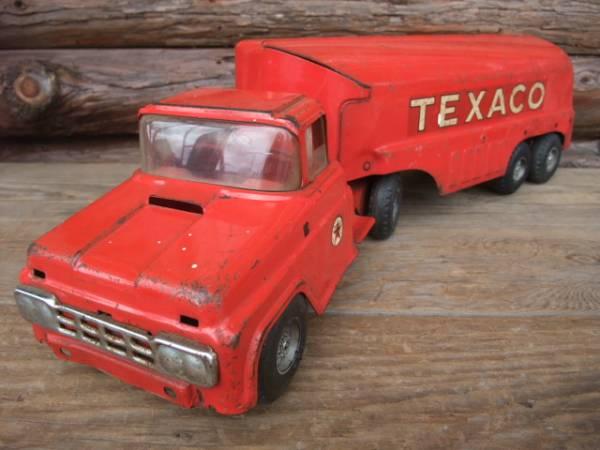 アメリカンビンテージ 50sTEXACOテキサコ トラック/ガレージ雑貨