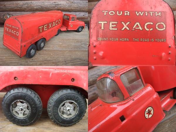 アメリカンビンテージ 50sTEXACOテキサコ トラック/ガレージ雑貨_画像3