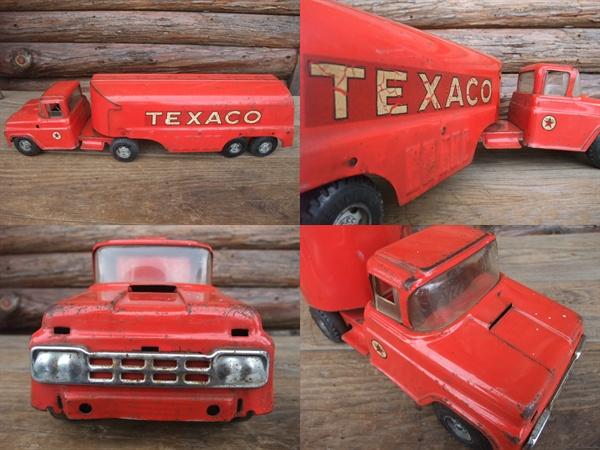 アメリカンビンテージ 50sTEXACOテキサコ トラック/ガレージ雑貨_画像2