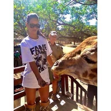 ★HALL OF FAME × FLANK 151 Tシャツ XL Rihanna リアーナ ★