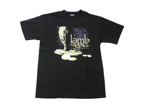 LAMB OF GOD 新品バンドTシャツ Mサイズ