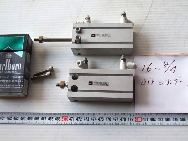 16-8/4 エアーシリンダーA *SMC CUD20-40D-F9BV_画像2