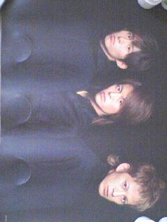 コンサートグッズ ポスター2本【カミセン&森田剛】 V6