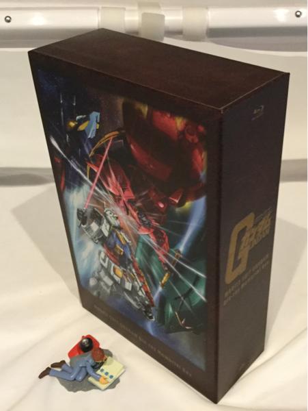 初回限定 機動戦士ガンダム Blu-ray メモリアル・ボックス BD アムロ 説明書 フィギュア付 ブルーレイ BOX シャア セイラ_画像3