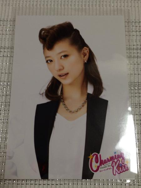 AAA 伊藤千晃 チャーミングキス写真 リーゼント