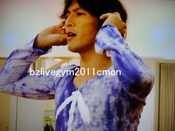 B'z 稲葉 着 LIVE-GYM 2006 着用 カットソー 長袖 Tシャツ