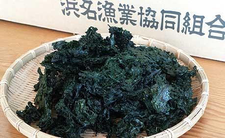 浜名湖産天然あおさのり(青海苔)40gラーメンの具や卵焼きに直虎で話題の浜松名産