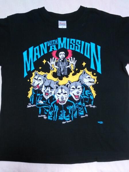 美品 MAN WITH A MISSION ハカセTシャツ★マンウィズ 博士 タオル MWAM ロゴ パーカー グッズ ガウポン