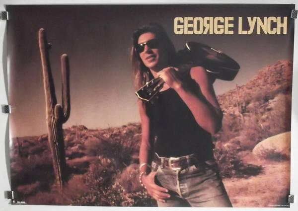 ジョージ・リンチ/GEORGE LYNCH ポスター