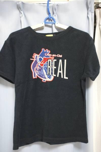 L'Arc-en-Ciel REALツアー Tシャツ Mサイズ ラルク