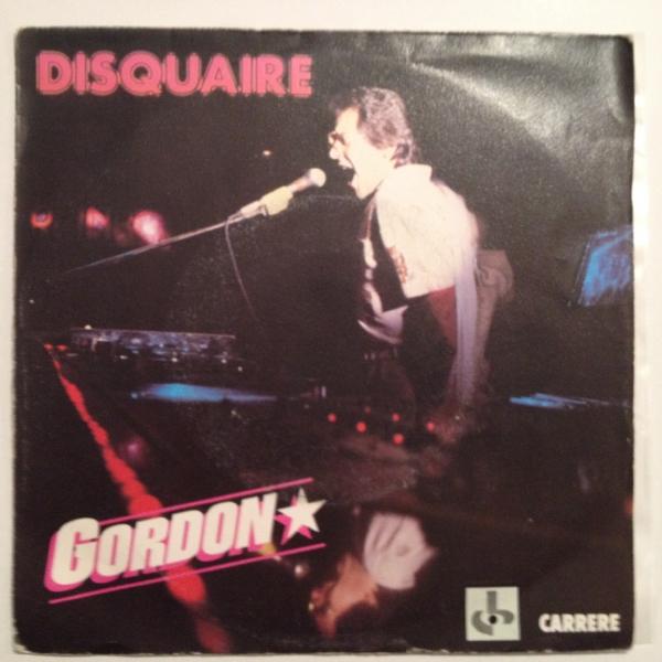 ◇Gordon/Disquaire◇仏DISCO RAP!_画像1