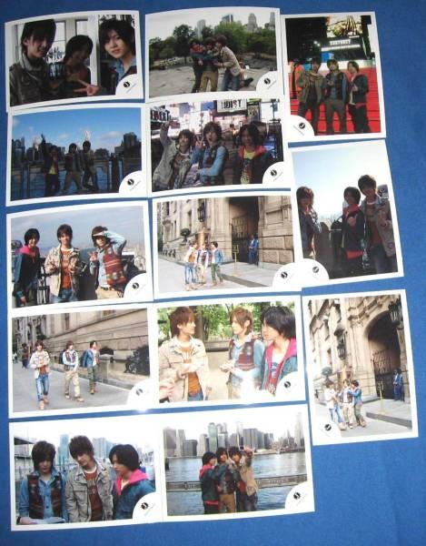 山田涼介 中山優馬 知念侑李 写真25枚 ニュ-ヨークへ2010発売