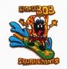 SPNCE BOB sponge * Bob Surf badge dead stock